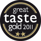 "A gold star winner at the Guild of Fine Food's Great Taste Awards. The judges said: ""This packs a punch. It has a good depth of molasses flavour which is powerful but does not overpower the fruit itself, which comes through well"""